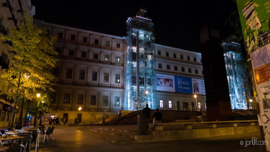 Reina Sofia Museum Madrid