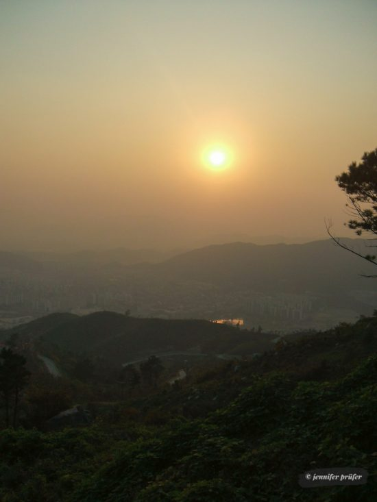 Korea - Land of the morning calm